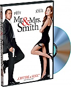 Mr. and Mrs. Smith (Pan a paní Smithovi) (DVD)