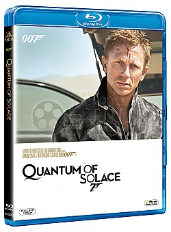JAMES BOND 007: Quantum of Solace 2015