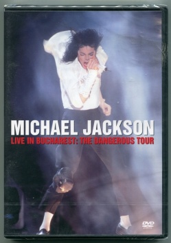 Michael Jackson LIVE IN BUCHAREST - The Dangerous Tour