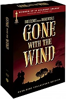 Jih proti Severu (Gone with the wind) 4DVD (DVD)
