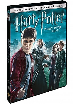 Harry Potter a Princ dvojí krve 2DVD