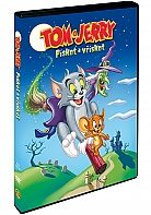 Tom a Jerry: Pískot a vřískot (DVD)