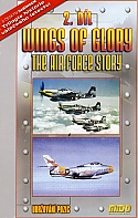 Wings of glory 2.d�l (Udr�ov�n� pozic) (DVD)
