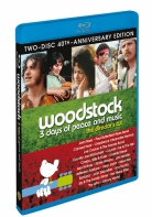 WOODSTOCK Prodlou�en� re�is�rsk� verze (2 Blu-ray)