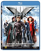X-Men: Posledn� vzdor (Blu-Ray)