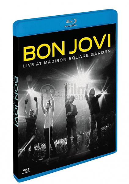 Bon jovi live at madison square garden blu ray Bon jovi madison square garden april 15