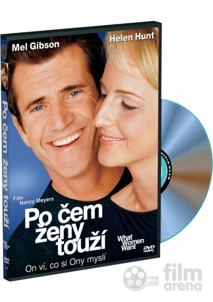 Po čem ženy touží (DVD) 2161fc5237e
