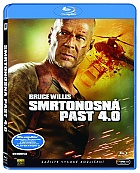 Smrtonosná past 4.0 (Blu-ray)