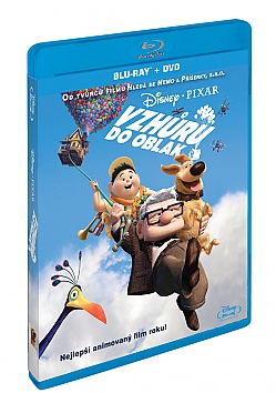 Vzhůru do oblak (Blu-ray + DVD)