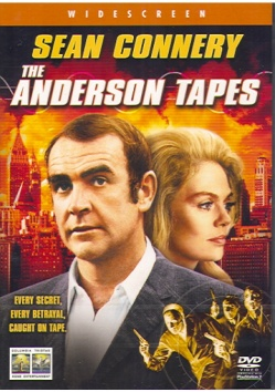 The Anderson Tapes (Andersenovy nahrávky)