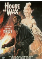 House of Wax (D�m voskov�ch figur�n, 1953) (DVD)