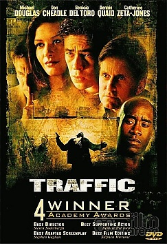Traffic : nadvláda gangů  Film X