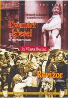 Revizor + Dvan�ct k�esel (DVD)