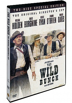 The Wild Bunch S. E. (Divoká banda) 2DVD