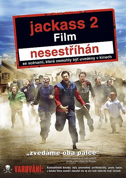Jack Ass Dvd 5