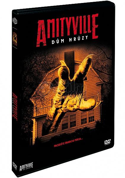 Amityville dům hrůzy dvd