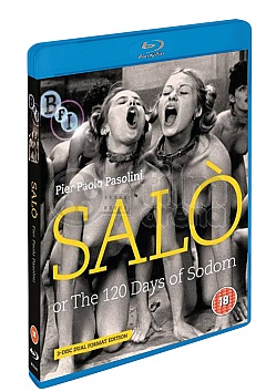 Salo Or The 120 Days Of Sodom (1975)