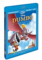 Dumbo (Blu-ray + DVD) (Blu-Ray)