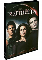 Twilight s�ga: Zatm�n� (DVD)
