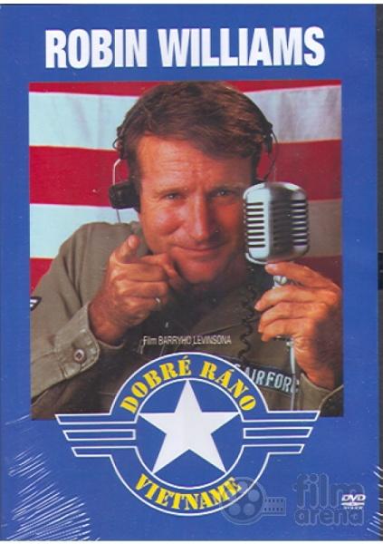 Good Morning Vietnam Nixon Testicles : Dobré ráno vietname dvd