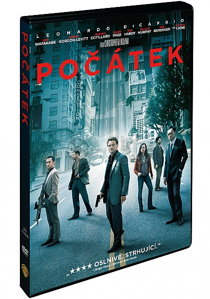 Počátek (DVD)