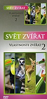 Sv�t zv��at - vlastnosti zv��at 2 (po�etka) (DVD)