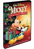 MICKEY: Co se stalo o v�noc�ch (DVD)