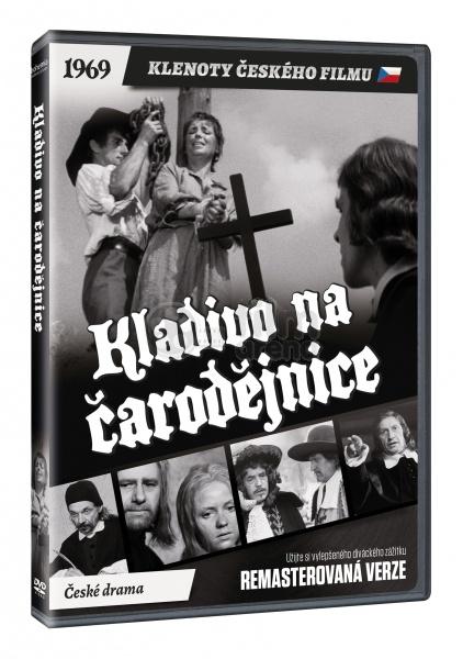 9296f0b97 KLADIVO NA ČARODĚJNICE (DVD)