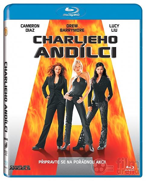 Charlieho Andílci (Blu-ray