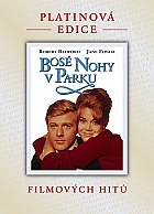Barefoot in the Park (Bosé nohy v parku) (DVD)