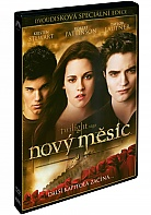 Twilight Saga: Nov� m�s�c S.E. 2DVD (DVD)
