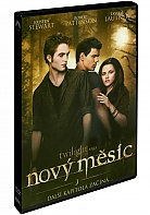 Twilight S�ga: Nov� m�s�c (DVD)