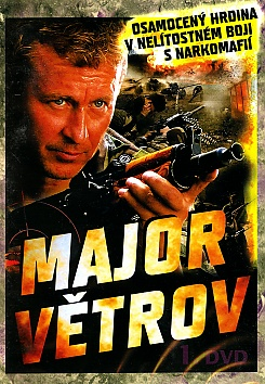 Major Větrov 1. DVD