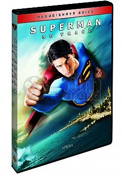 Superman se vrací 2DVD