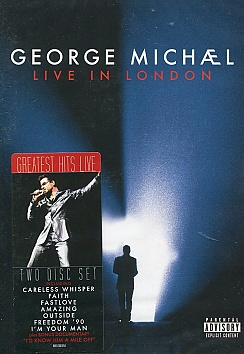 George Michael: Live in London 2DVD