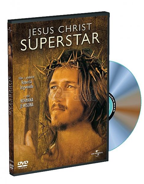 Dvd jesus christ superstar movie