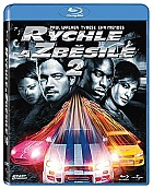 Rychle a zb�sile 2 (Blu-ray)
