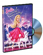 Barbie a kouzeln� modn� salon (DVD)