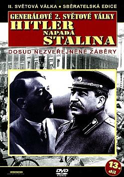 Generálové 2. Světové války: Hitler napadá Stalina (papírový obal)