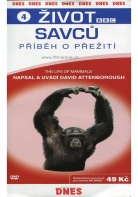 �ivot savc� - P��b�h o p�e�it� 4 (DVD)