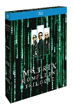 MATRIX Trilogie 3BD