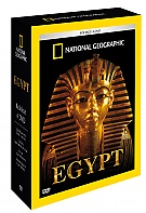 NATIONAL GEOGRAPHIC: Kolekce Egypt 4DVD (DVD)