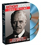 Anthony Hopkins KOLEKCE 3DVD (DVD)