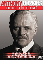 Anthony Hopkins KOLEKCE 3DVD