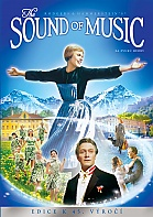 The Sound of Music (Za zvuku hudby) (DVD)