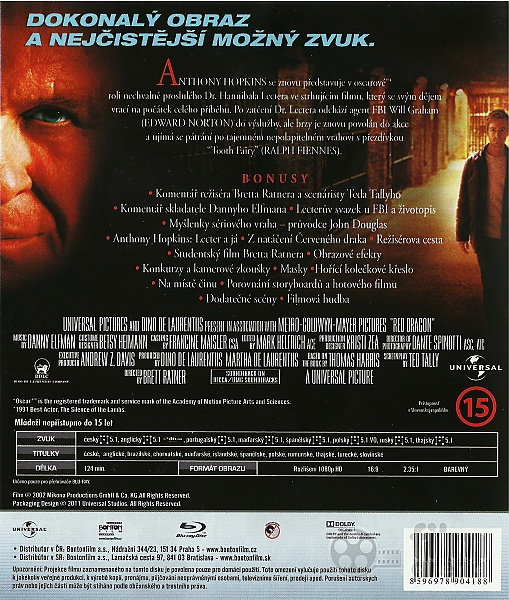 Červený kanál film