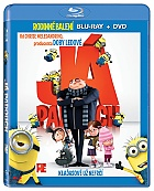 J� padouch BD + DVD Combo Pack (Blu-ray)