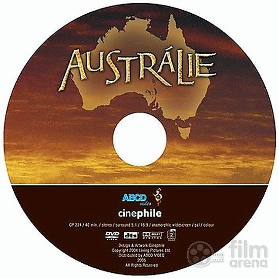 Austrálie - dvd (dvd)