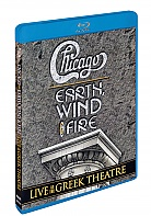 Chicago & Earth, Wind and Fire - Live at the Greek Theatre (Blu-ray)