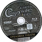 Chicago & Earth, Wind and Fire - Live at the Greek Theatre